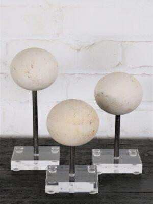 Filtration Ball on Acrylic Base